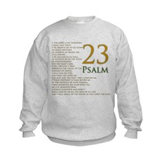 23rd psalm Sweatshirt