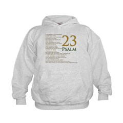23rd psalm Hoodie