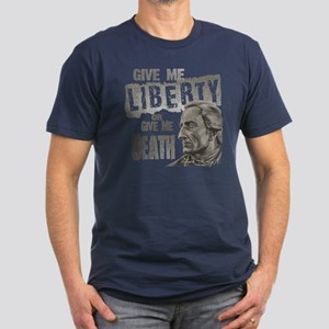 Patrick Henry Quote - Liberty or Death Men's Fitte