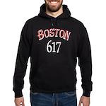Boston 617 Hoodie