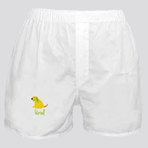 Uriel Loves Puppies Boxer Shorts