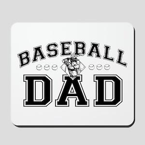 Baseball Dad Mousepad