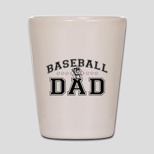 Baseball Dad Shot Glass