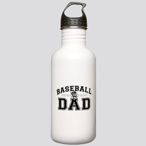 Baseball Dad Stainless Water Bottle 1.0L