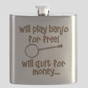 Banjo Flask