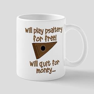 funny psaltery Mug