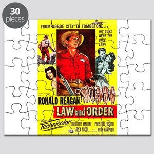 Law and Order Puzzle