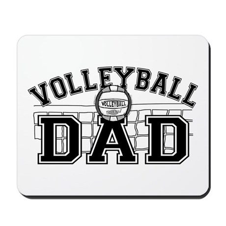 Volleyball Dad Mousepad