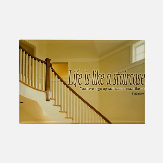 Life Rectangle Magnet