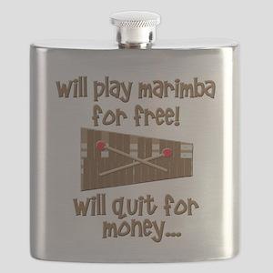 funny marimba Flask