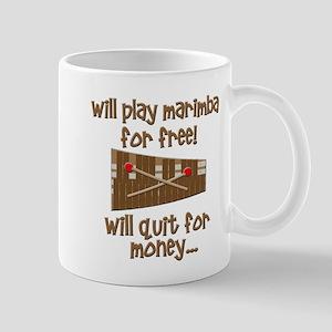 funny marimba Mug