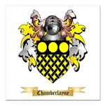 Chamberlayne Square Car Magnet 3