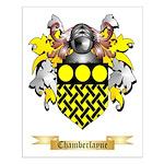 Chamberlayne Small Poster
