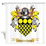 Chamberlayne Shower Curtain