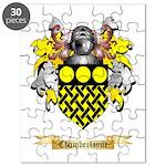 Chamberlayne Puzzle