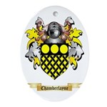 Chamberlayne Ornament (Oval)