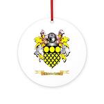 Chamberlayne Ornament (Round)