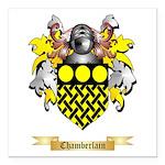Chamberlain Square Car Magnet 3