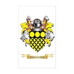 Chamberlain Sticker (Rectangle)