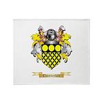 Chamberlain Throw Blanket