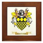 Chamberlain Framed Tile