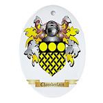 Chamberlain Ornament (Oval)