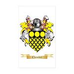 Chamber Sticker (Rectangle 50 pk)