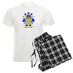 Chalvron Men's Light Pajamas