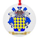 Chalvron Round Ornament