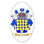 Chalveron Sticker (Oval)