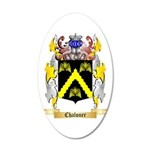 Chaloner 20x12 Oval Wall Decal