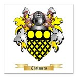 Chalmers Square Car Magnet 3