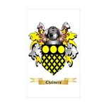 Chalmers Sticker (Rectangle 50 pk)
