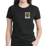 Chalmer Women's Dark T-Shirt