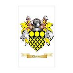 Chalmer Sticker (Rectangle)