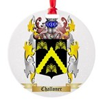 Challoner Round Ornament