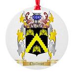Challinor Round Ornament