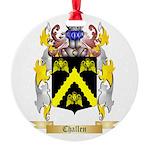 Challen Round Ornament