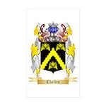 Challen Sticker (Rectangle 50 pk)