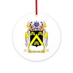 Challen Ornament (Round)