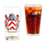 Chalker Drinking Glass