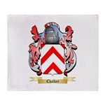 Chalker Throw Blanket