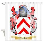 Chalker Shower Curtain