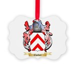 Chalker Picture Ornament