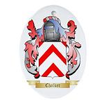 Chalker Ornament (Oval)