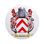Chalker Ornament (Round)