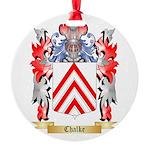 Chalke Round Ornament