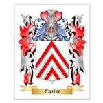 Chalke Small Poster