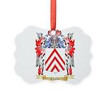 Chalke Picture Ornament