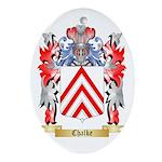 Chalke Ornament (Oval)